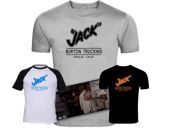 Big trouble in little china jack burton trucking t shirt for Big trouble in little china jack burton shirt