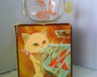 Curious Kitty Cologne