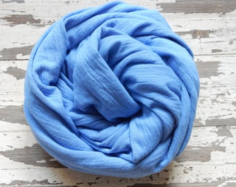 Newborn Photo prop Textured Stretch Jersey Wrap