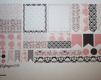 Pink And Black Collection 01