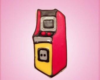 Arcade Machine Cookie Cutter