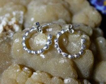 Mini balls - Ear rings-