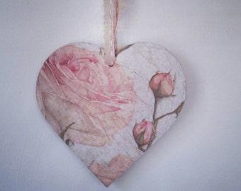 Beautiful handmade hearts