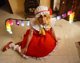 Flandre Scarlet Cosplay Touhou