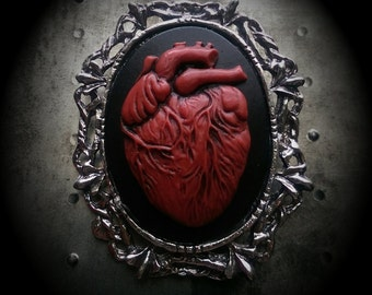 My Bloody Valentine Brooch