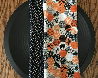 Halloween Napkins (Set of 4)