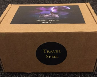 CLEARANCE - Cast Your Own Magic Spell Kit - Travel Spell