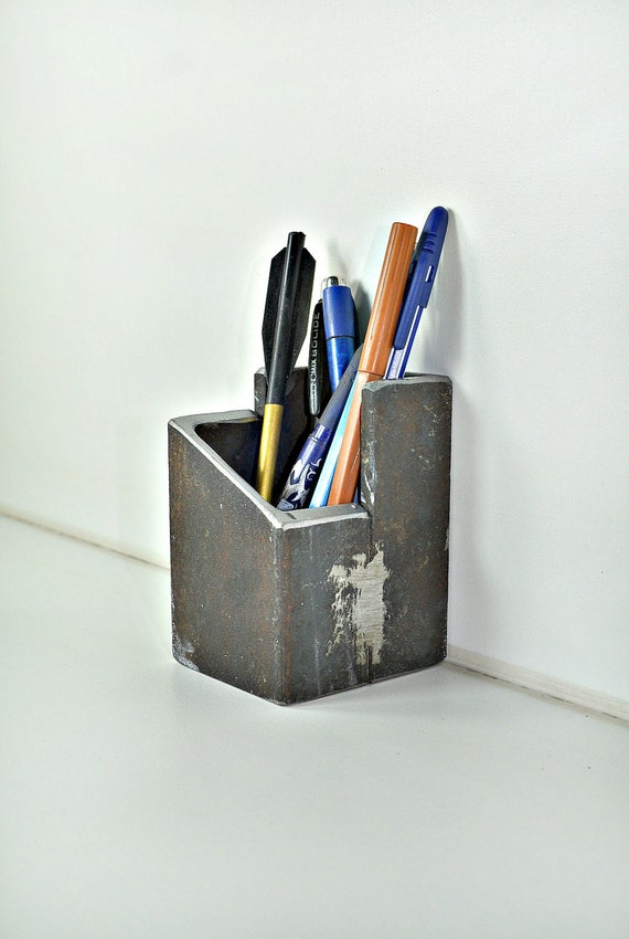 Metal Pen Pencil Holder Gifts For The Holidays Accessories