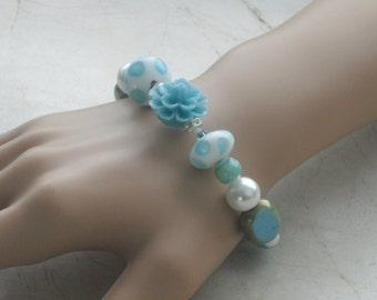 Bracelet - bracelets - bracelet - jewelry - pearl bracelet - elastic bracelet - bracelets - jewelry - jewelry - Schmuckaccessiores