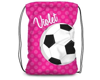 Soccer backpack | Etsy