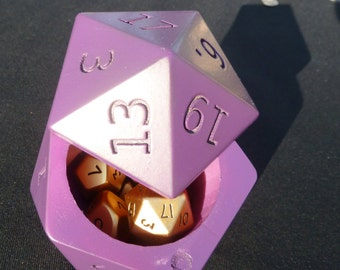 Die of Holding, D20 of Holding