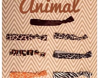 Knotties/ Hair Ties/ Elastic Hair Ties