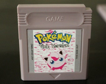 Pokemon Pink Version for Game Boy