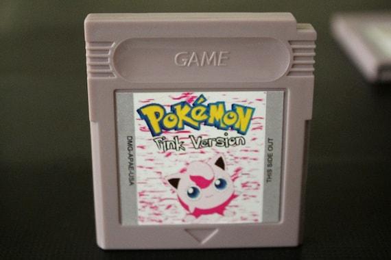 pokemon video games pink - photo #42