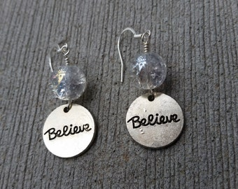 Winter Believe Earrings