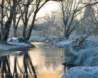 Creek of Color digital downloadable art