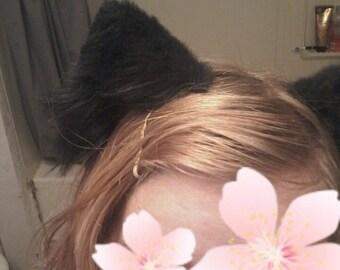 BYO Kitty Ears