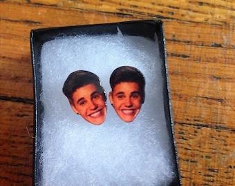 Justin Bieber Earrings