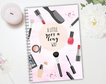 Notebook - Travel Journal - Journal - A4 Notebook - Bullet Journal - 2016 Diary - Planner - DIary - Sketchbook