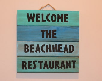 WELCOME sign for your business