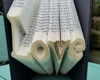 Little Love Book Folding Pattern 243f, Plus Free Beginners Tutorial