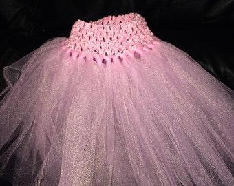 Light pink tutu