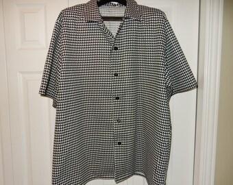 Houndstooth Men's Ricky Shirt