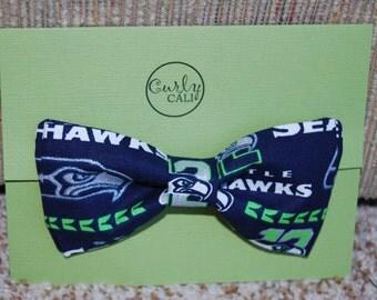 Seattle Seahawks Bow tie