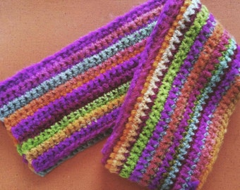 Sale Crochet Scarf