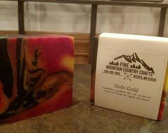 Gobi Gold Soap
