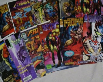 lot of 38 image comics