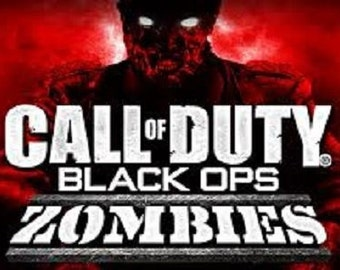 Call of Duty Black Ops Zombies I