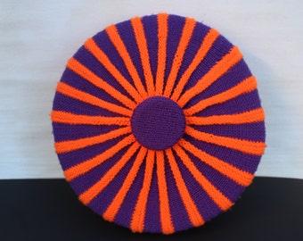 Vintage Knit Pillow