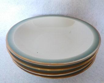Vintage Rosenthal Chrysopras fruit dessert bowls