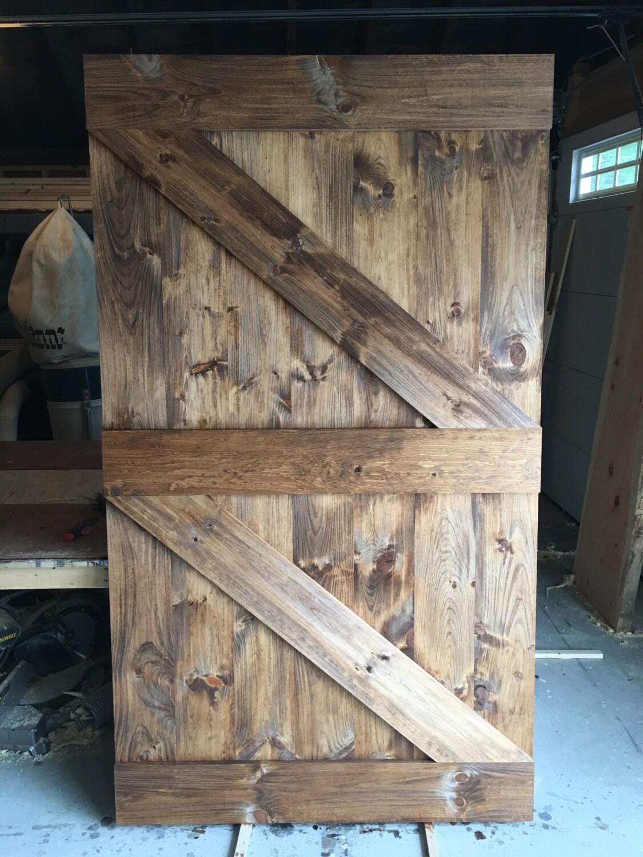 Custom rustic barn door for Custom barn doors