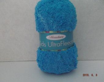Herrschners Kid's Ultrafleece Yarn ~ Iced Blue ~ 3.5 oz ~ 108 Yards ~