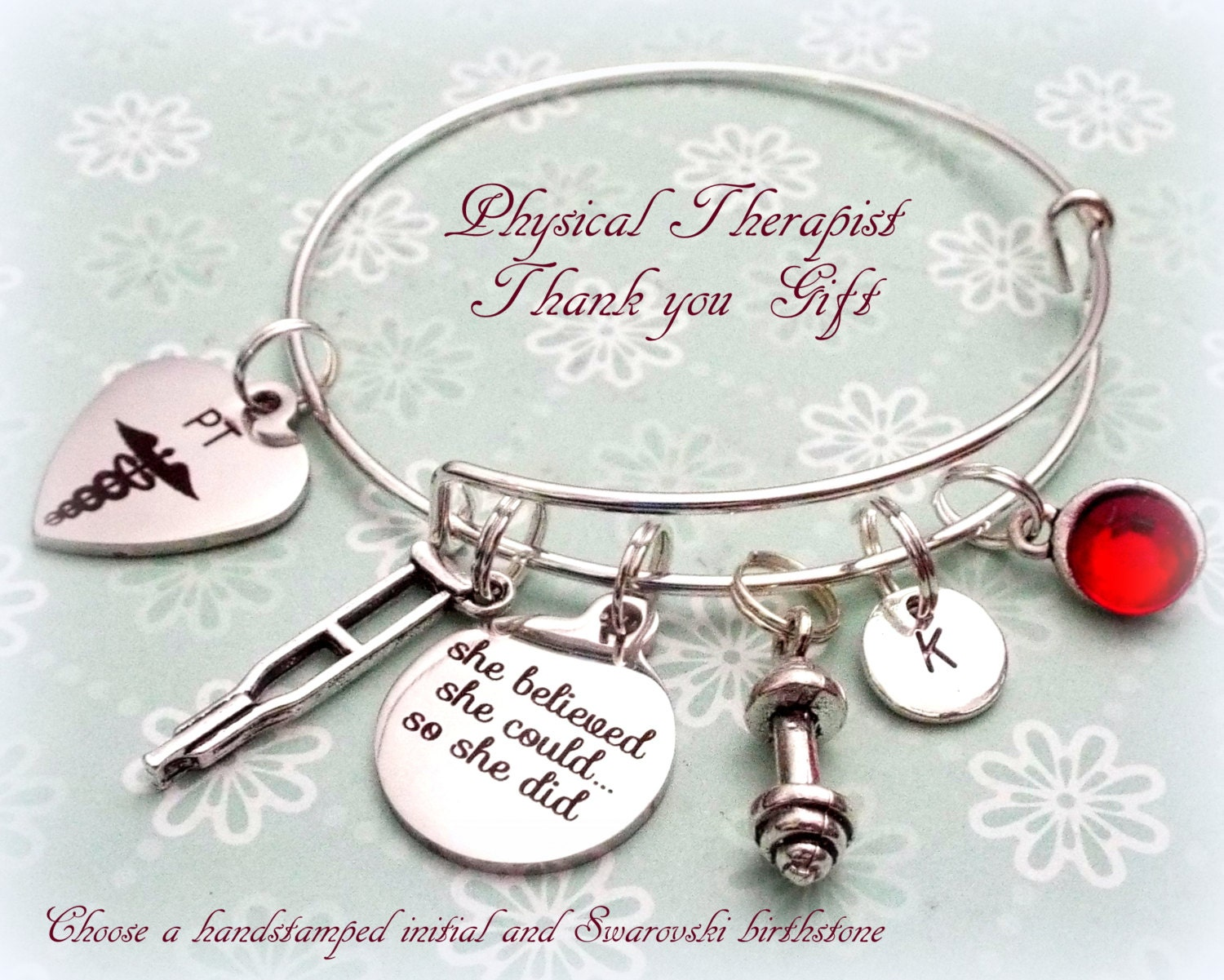 Physical Therapist Gift, Thank You Gift for Physical Therapist ...