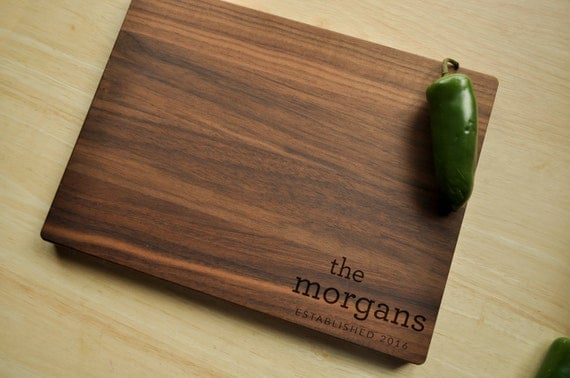 engraved cutting board personalized cutting board engraved cutting board custom 29633