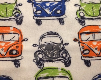 VW Love Burp Cloths