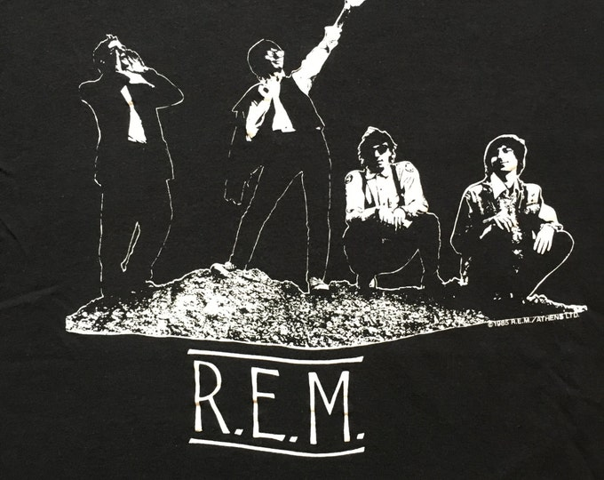 1985 R.E.M. Fables of the Reconstruction T-Shirt