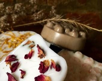 Goat Milk Body Soap/ Natural Body Soap