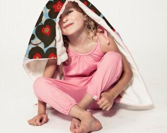 Beanstalk Baby Blanket