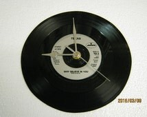 """Texas - """"Why Believe In You"""" Record/Record Sleeve Wall Clock"""
