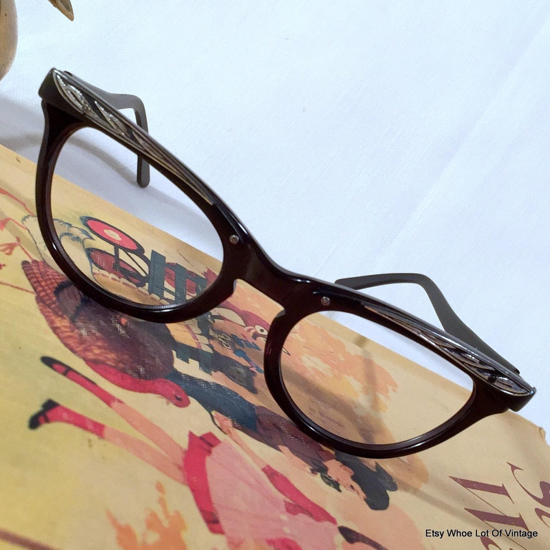 015500c2b0c Black Cat Eye Glasses