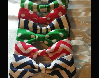 Toddler/baby/kid stretch bow ties boy gift party baby shower