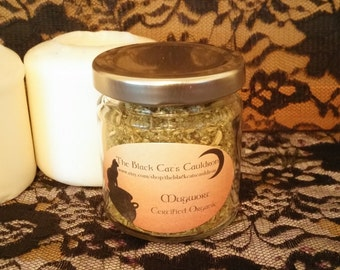 Organic Mugwort ~ Magickal Herb Jar, Wiccan Herb Jar, Pagan Herb Jar, Witchs Cupboard, Astral Projection, Potency, Mental Magic & More