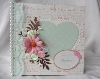Mini album Happy Mothers Day