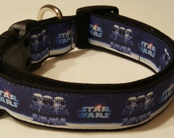 Dog Collar, Star Wars, Force Awakens, Storm Troopers