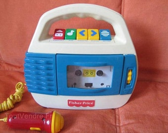 Old toy Fisher Price 90