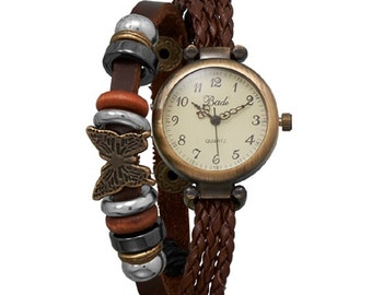 Butterfly Time Flutters  Fashion Watch